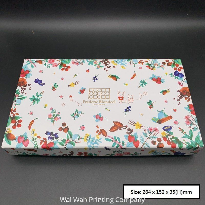FB朱古力盒(大)-Wai Wah printing company