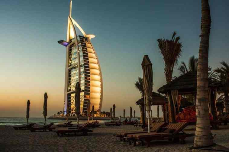 Najdroższy hotel świata w Dubaju