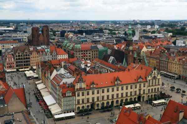 Tanie loty Ryanair z Wrocławia ⚡