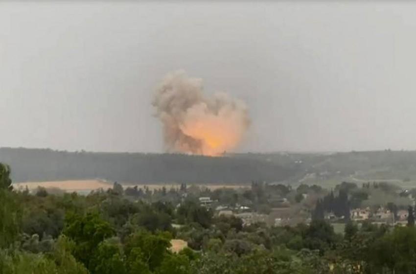 حقيقة انفجار أحد مصانع الصواريخ في إسرائيل أمس