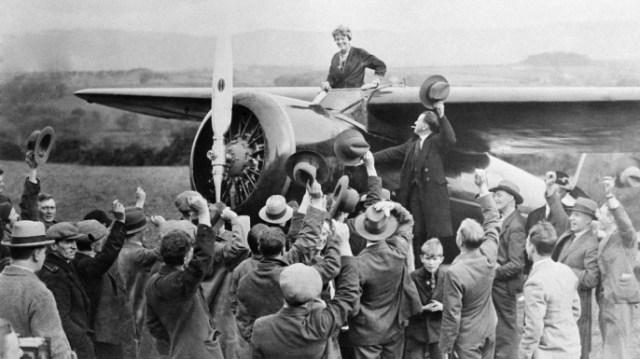 Amelia Earhart 21st May 1932