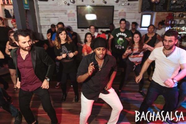 •BACHASALSA PARTY• MOE FLEX!!!! •TONIGHT • 8PM-2AM• Classes start at 20:30 till 22:30! SALSA CUBANA & REGGAETON!! PARTY till 02:00!!!! SPECIAL GUEST TEACHER MOE FLEX IS BACK!!!! Salsa, Bachata, Kizomba, Rueda, Reggaeton, Line Ups!!! An evening full of fun, dancing and laughter!!! Come Join the BACHASALSA team @DriftBar all night long! DON'T MISS OUT!! Come along, bring friends, drink, dance and be HAPPY!! See you on the dance floor!