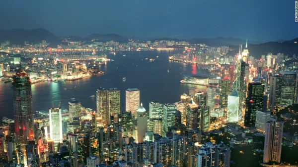 The glittering financial city of Hong Kong was handed back to the Chinese on 1st July 1997 in a mixture of nostalgia, fear and excitement. The handover ended 156 years of British colonial rule and the British Empire in Asia!