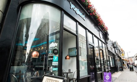 Posh West London Gets CBD Frozen Yoghurt…and Yes They Had To Chuck Some Matcha In Too
