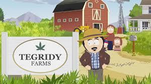 Weed Vs Bezos In South Park Season Finale