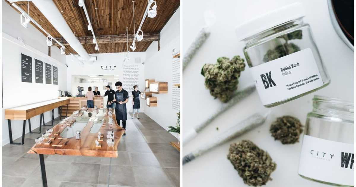 Chi Chi Weed Stores Open in Vancouver