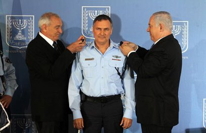 In Israel Former Police Chief Becomes Chairman of  Medical Cannabis Company