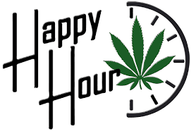 Weed Happy Hour On Company Time !