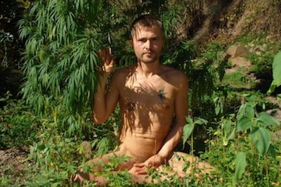 """UK: Activist who has changed his name to """"Free Cannabis"""" to hold a 'celebration of cannabis' in Glastonbury to raise awareness of the 'most beneficial plant on the planet'"""