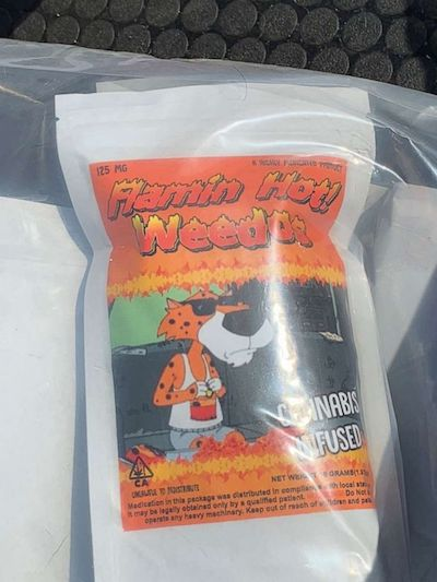 Sheriffs raid drug house producing marijuana-infused Cheetos, Sour Patch Kids