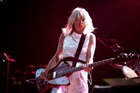 Kim Gordon (Sonic Youth) Tells Spin About The Time She Got Busted At Disneyland For Smoking Weed