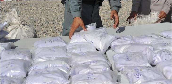 Pakistan coastguards seize 3,250kg of hash