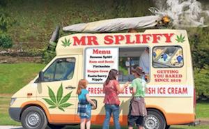 Scottish Spliff Ice Cream