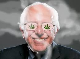Bernie Pledges Weed For All From Day 1 In The White House