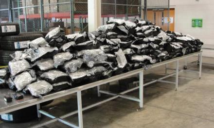 CBP Seizes over 400 Pounds of Marijuana in Detroit