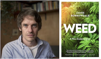 New NZ book describes what it's like to be raided by armed police for cannabis ?