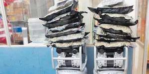 India: 8.5 kg marijuana seized at Bengaluru airport