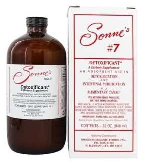 Sonnes Organic Foods No 7-best detox drinks