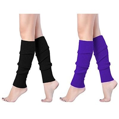 V28 Women Knee High Leg Warmers-5 Best Leg Warmers