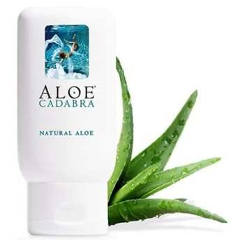 Aloe Cadabra Natural Personal Lube-5 Best Massage Oils For Couples