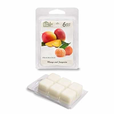 Country Jar Mango and Tangerine Soy Wax Melts