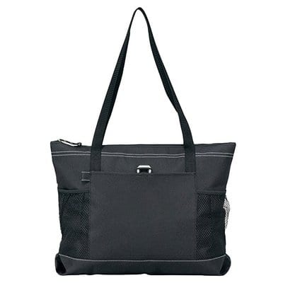 Gemline Zippered Tote Bag-5 Best Tote Bags