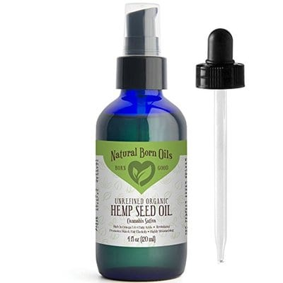 Natural Born Oils Pure and Natural-5 Best Hemp Oils