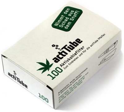 Best Cigarette Filters - ActiTube Activated Charcoal Filters