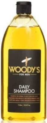 Best Men's Shampoos - Woody's Daily Shampoo for Men