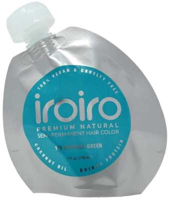 Best Semi-Permanent Hair Dyes - Iroiro Natural Premium Semi-Permanent Hair Color