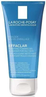 Face Washes for Oily Skin - La Roche-Posay Effaclar Purifying Foaming Gel