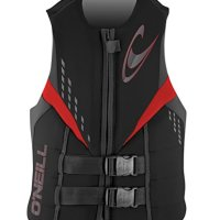 O'Neill Wake Waterski Men's Reactor 3 USCG Vest