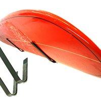 StoreYourBoard Surf Wall Rack | Solid Metal | Display Surfboard Rack