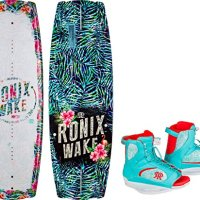 Ronix Krush Wakeboard w/ Luxe Bindings Womens