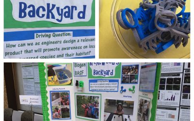 WakeEd Engages Students and Teachers at Brentwood Elementary