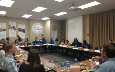 Wake BTLN Hosts Professional Educator Preparation and Standards Commission