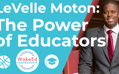LeVelle Moton on the Power of Educators