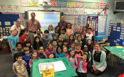A-maize-ing PBL at Weatherstone Elementary School