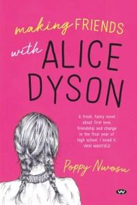 Making Friends with Alice Dyson CVR V6.indd