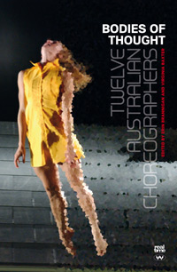 Bodies of Thought, cover designed by Liz