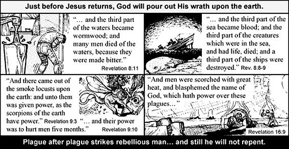 Christian cartoons as design inspiration ...
