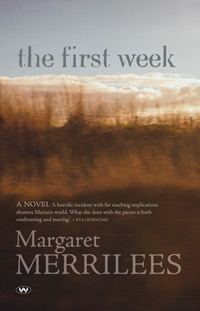 The First Week, cover designed by Liz