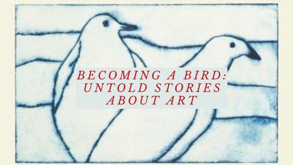 becoming a Bird by Stephanie Radok
