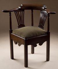 Georgian Corner Chair