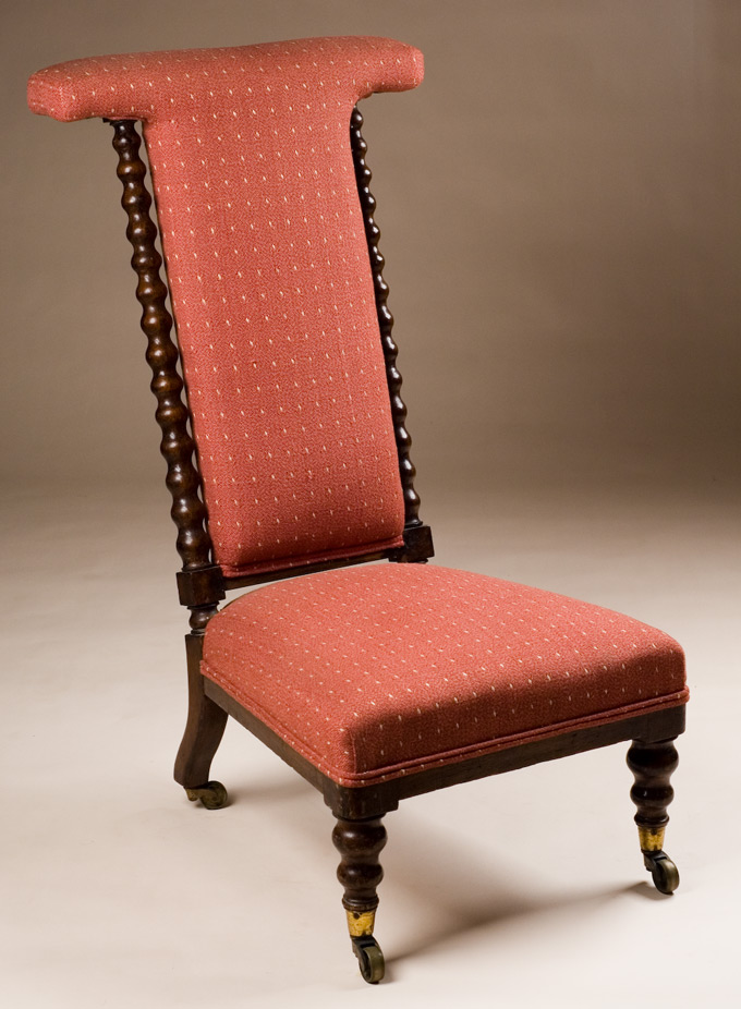 Prie Dieu Prayer Chair