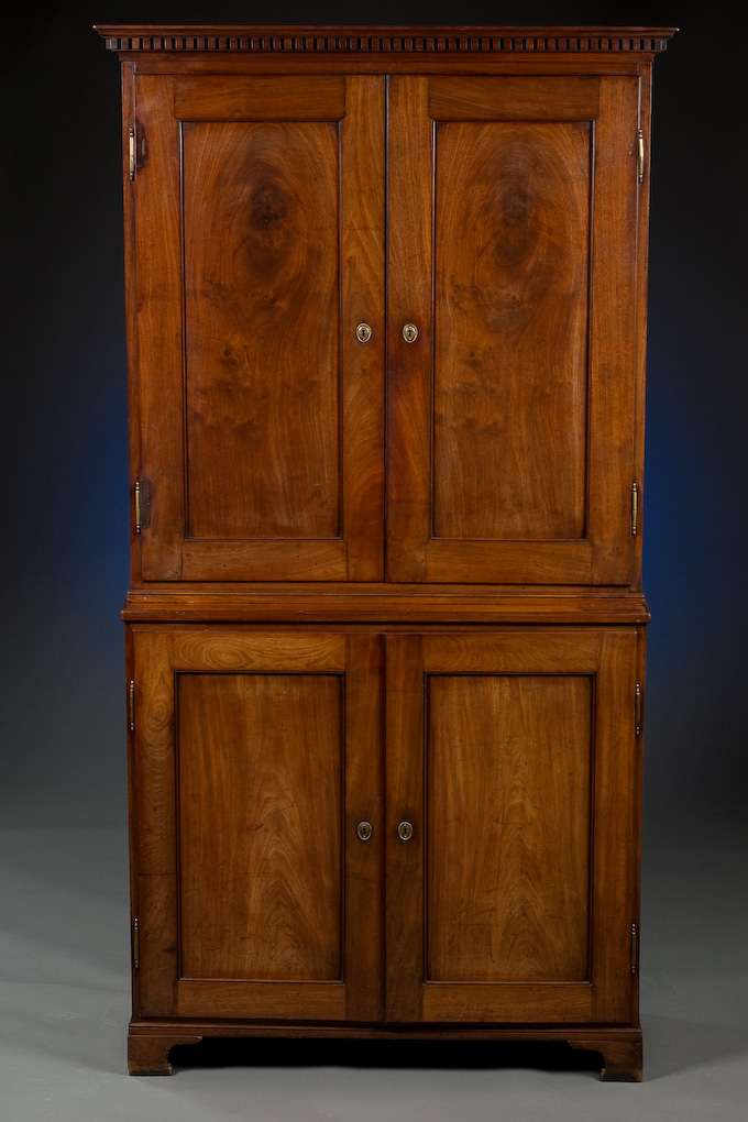 English Antique Cabinet