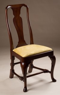 Reproduction Queen Anne Style Chair