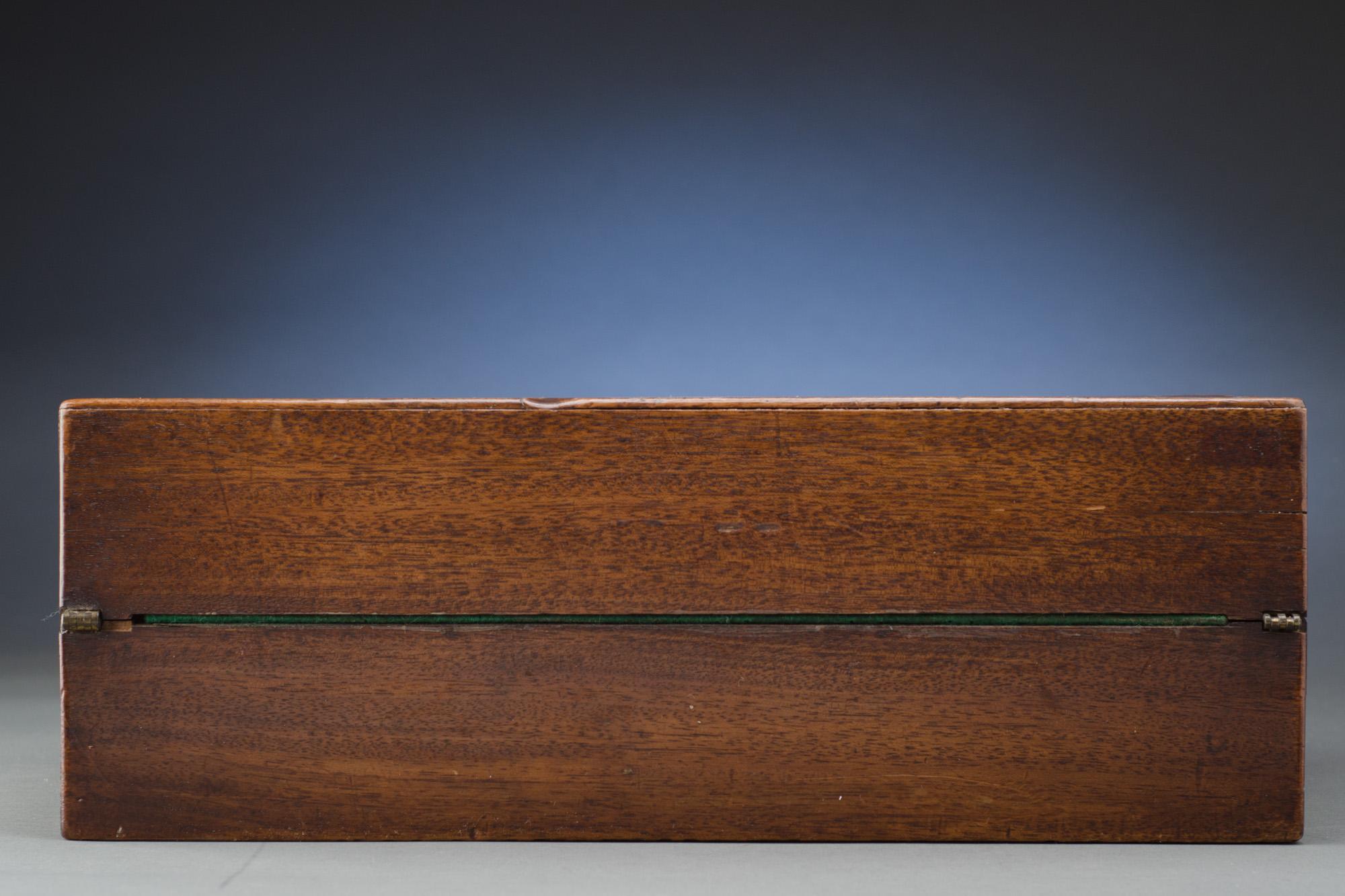 English Antique Writing Box
