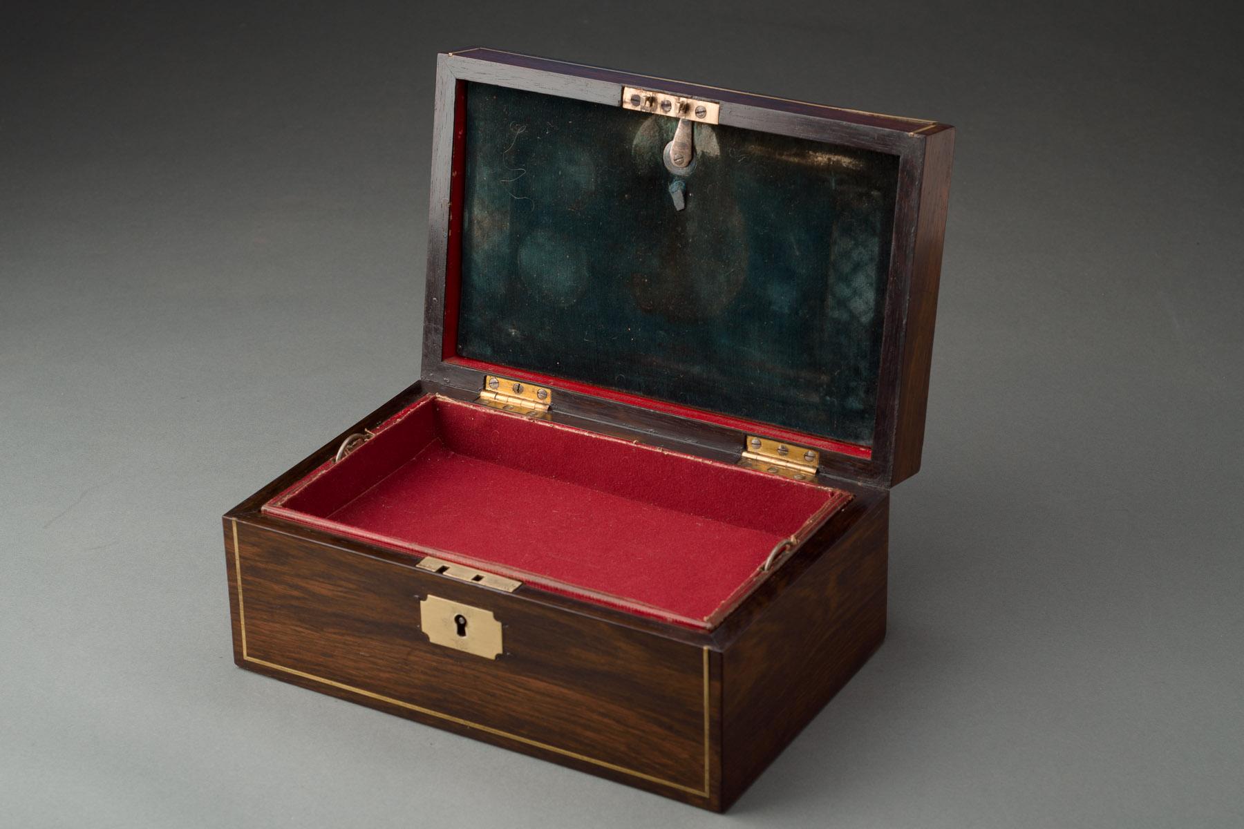 William IV Jewelry Box