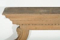 Oak Door Casing and Overdoor